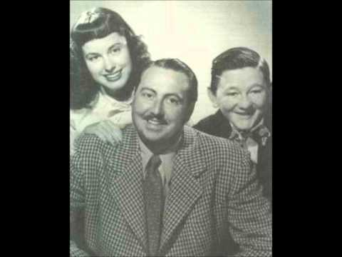 The Great Gildersleeve: Aunt Hattie Stays On / Hattie and Hooker / Chairman of Women's Committee