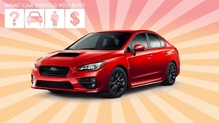 Why The Subaru WRX Is The Only Family Car For Enthusiasts