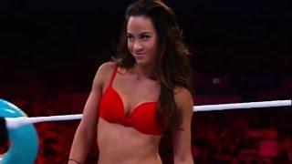 WWE AJ Lee Hot compilation - 9