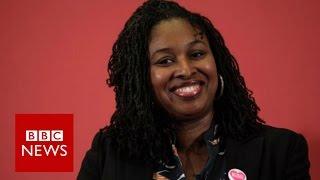 Dawn Butler MP struggles through interview - BBC News