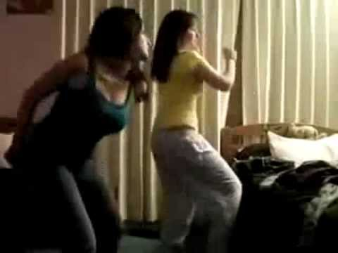 Islamabad Girls dancing at Hostel