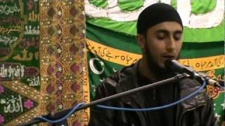Hafiz Mahmood Hussain, Hafiz Zahier Farid & Junaid Rehman | Mawlid 2011