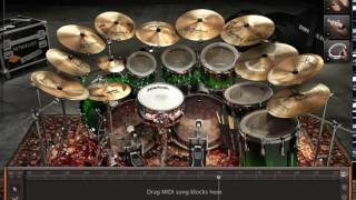 Slipknot - Purity only drums