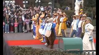 Disneyland Paris 2007 press event 15 years celebration Miley Cyrus
