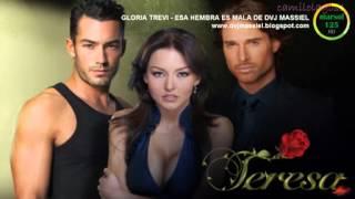 اغنية مسلسل تريزا - (Esa Hembra Es Mala - أنها أنثي سيئة) ريمكس