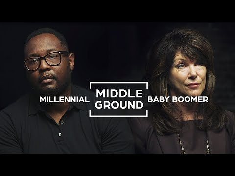 Millennials and Baby Boomers Seek To Understand Each Other