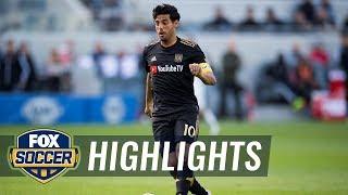 90 in 90: Los Angeles FC vs. Portland Timbers | 2019 MLS Highlights