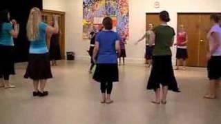Hebraic Dance Class 2009 - Baruch Adonai