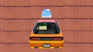 99% IMPOSSIBLE CAR JUMP! (GTA 5 Funny Moments)