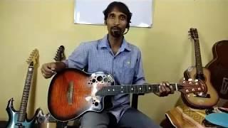 Bengali Guitar Tutorial Part # 3