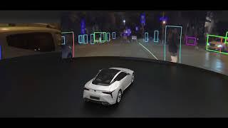NVIDIA DRIVE Automotive Perception