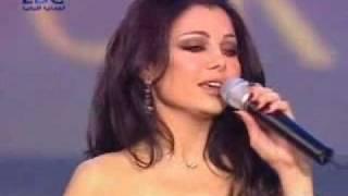 Haifa Wehbe - Fakerni (Murex D'or 2005)