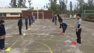 Educación Física Coordinación Fácil