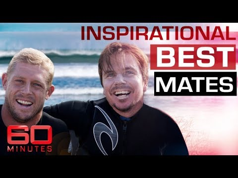 Xxx Mp4 The Man Who Saved Mick Fanning 60 Minutes Australia 3gp Sex