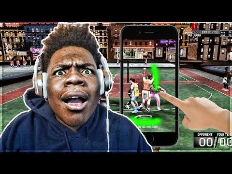 *FIRST EVER TOUCH SCREEN GREENLIGHT IN NBA 2K19. w Agent 00. EVERY 2K PLAYER NEEDS THIS.