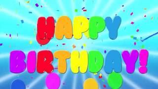 Happy Birthday Daniella