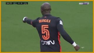 Eliaquim Mangala VS Betis | (11/02/2017)