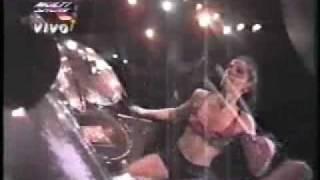 L7 - Wargasm - live in Rio (with Kurt & Courtney on stage)