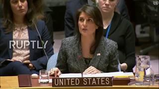 UN: Russia tried