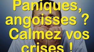 Paniques, angoisses ? Calmez vos crises ! - Part 1 EFT en français - #8