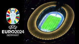 UEFA Euro 2024 Germany Stadiums