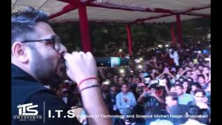 Badshah at ITS EDUCATION GROUP On 15 March 2016 HD