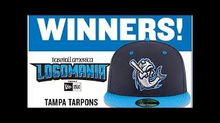The Tampa Tarpons Win Logomania