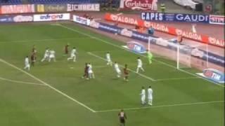 Lazio-Milan 0 - 3   1-02-2009 highlight