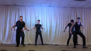 Angels Dancing Boys presentación Señorita y Chico Estilo 2016 Parte 2