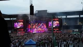 Justin Bieber Purpose Tour - As Long As You Love Me Bern Stade de Suisse 15.6.2017