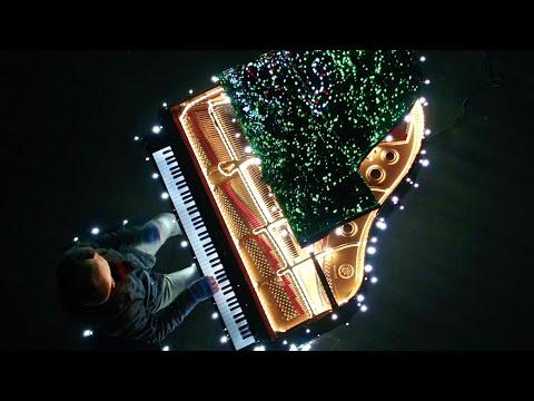 Xxx Mp4 88 Piano Keys Control 500 000 Christmas Lights I Saw Three Ships The Piano Guys 3gp Sex