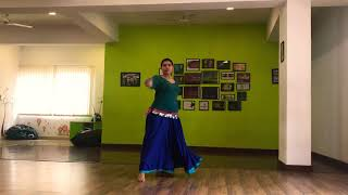 Laila mai laila | Raees Movie | Belly dance | Shimmy | dance performance by Sonal Pande