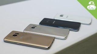 Galaxy S7 Color Comparison