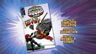 The Super Hero Squad Show - DEADLY IS THE BLACK WIDOW'S BITE!