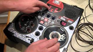 Yamaha DJX IIB Beat Box Test