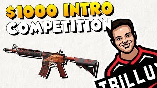 TrilluXe $1000 Intro Competition!