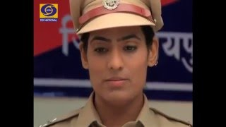 Pragati On DD National | Alisha Soni Scene Cut | Top Serial Charecter