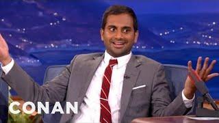 Aziz Ansari's Marriage Advice - CONAN on TBS