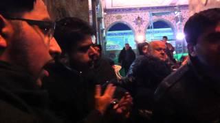Hadi Naqvi - Sajjad Se Poocho (Shaam 2011)