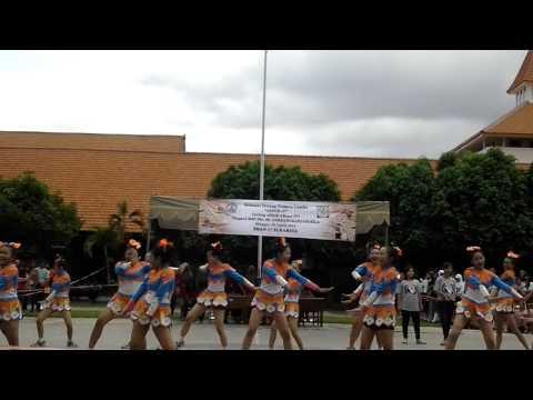 Xvii cheerleader , janur sman 17 surabaya