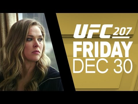 UFC 207: Ronda Rousey - My Fight Against Bethe Correia