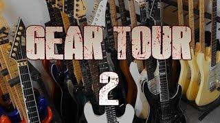 GEAR TOUR - Part 2 : ESP, Carvin et Ibanez