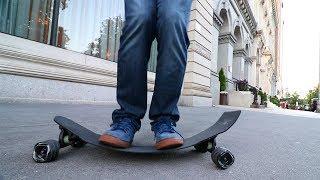 Carbon Fiber Skateboard!!