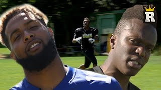 KSI BETTER THAN ODELL BECKHAM JR.? | Rule'm Sports