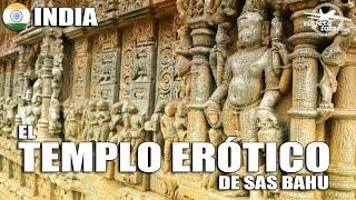Sas Bahu, el templo erótico de Nagda (India)