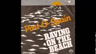 Port-O-Spain - Raving on the beach