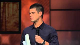Pastor Steve Furtick preaching on the Holy Ghost