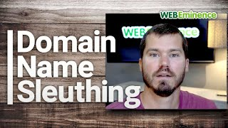 Domain Sleuthing to Find Domain Registrar, Website Host, and Email Host