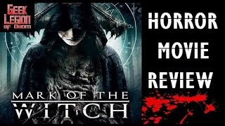 MARK OF THE WITCH ( 2016 Paulie Redding ) aka ANOTHER Horror Movie Review