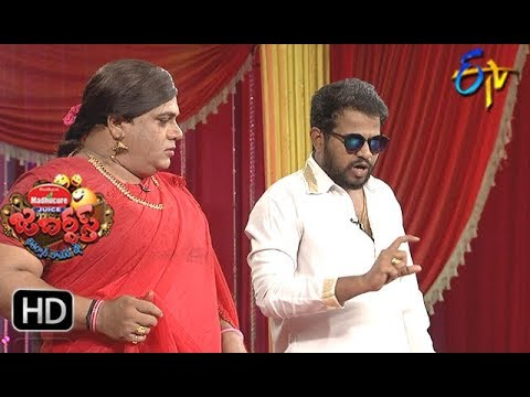 Hyper Aadi, Raising Raju Performance | Jabardasth | 14th June 2018 | ETV  Telugu